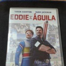 Cine: EDDIE EL AGUILA. DVD. Lote 216370630