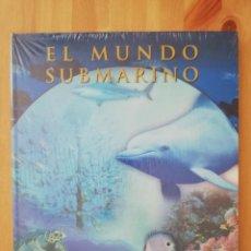 Cine: EL MUNDO SUBMARINO. COLECCIÓN DE DVD (PRECINTADO) EDICIONES RUEDA. Lote 216444497