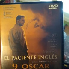 Cine: EL PACIENTE INGLES - ANTHONY MINGHELLA - RALPH FIENNES - JULIETTE BINOCHE - WILLEM DAFOE. Lote 216493111