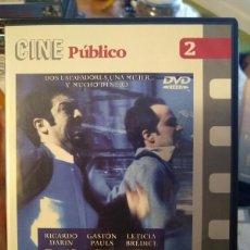 Cine: NUEVE REINAS - CINE PUBLICO - FABIAN BILLINSKY - RICARDO DARIN. Lote 216493120