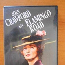 Cine: DVD FLAMINGO ROAD - JOAN CRAWFORD (5P). Lote 216614968