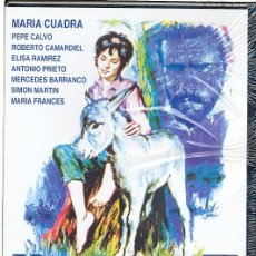 Cine: PLATERO Y YO DVD.- UN BURRITO Y UNA CHICA TOMADA POR LOCA...LOS MEJORES AMIGOS DE UN EX-URBANITA. Lote 216839081