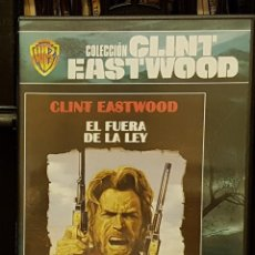 Cine: CLINT EASTWOOD - EL FUERA DE LA LEY. Lote 216913261