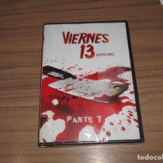 Cine: VIERNES 13 PARTE 7 DVD TERROR NUEVA PRECINTADA. Lote 216971722