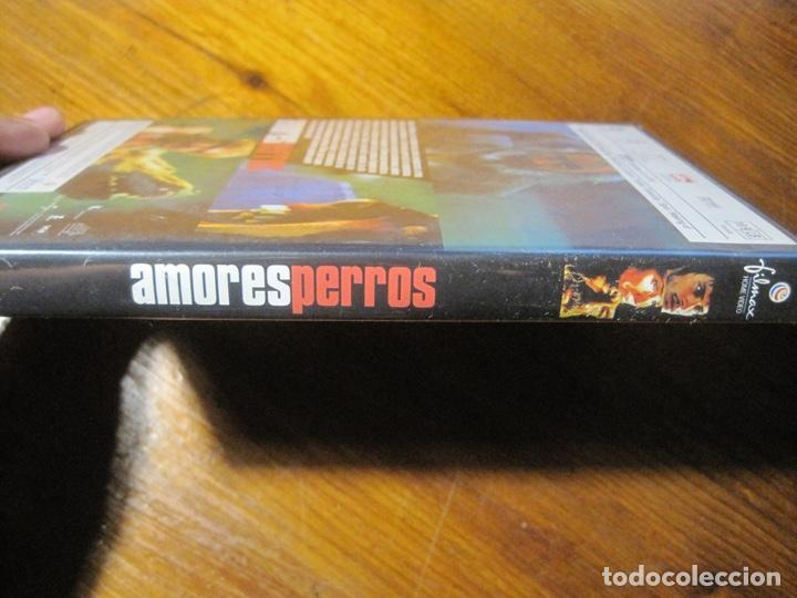 Cine: Amores Perros Dvd- Alejandro Gonzalez Iñarritu - Foto 3 - 217157660