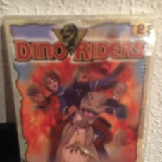 Cine: DINO RIDERS DVD VOLUMEN 2 ANIMACIÓN MARVEL. Lote 217171755