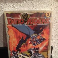 Cine: DINO RIDERS VOLUMEN 3 DVD ANIMACIÓN MARVEL. Lote 217172083