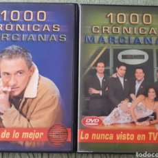 Cine: CINE GOYO - DVD - CRONICAS MARCIANAS 1000 - DOBLE - AA99. Lote 202820338