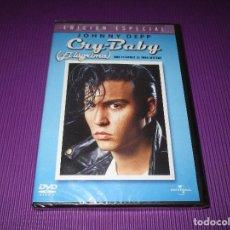 Cine: CRY BABY ( EL LAGRIMA ) - DVD - 823 990 1 - UNIVERSAL - PRECINTADA - EDICION ESPECIAL - JOHNNY DEPP. Lote 217370440