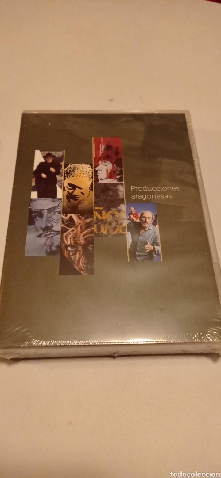 PRODUCCIONES ARAGONESAS (Cine - Películas - DVD)