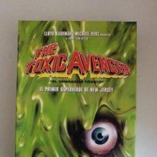 Cine: EL VENGADOR TOXICO COMPLETA 5 DVDS. Lote 217412347