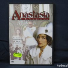 Cinéma: ANASTASIA EL SECRETO DE ANA - DVD. Lote 217461355