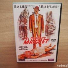 Cinema: EL COMISARIO MAIGRET - JEAN GABIN. Lote 217466766