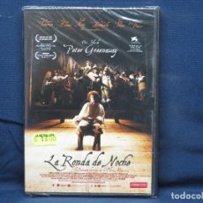 Cine: LA RONDA DE NOCHE - DVD. Lote 287897003