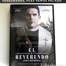 Cine: EL REVERENDO FIRST REFORMED DVD PELÍCULA ETHAN HAWKE SEYFRIED CRISIS DE FE RELIGIÓN DIOS CAPITALISMO. Lote 217605145