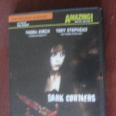 Cine: DARK CORNERS / TORA BIRCH & TOBY STEPHENS - TERROR -. Lote 217475213