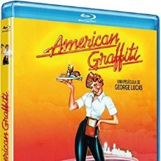 Cinema: AMERICAN GRAFFITI [BLU-RAY]. Lote 217800447