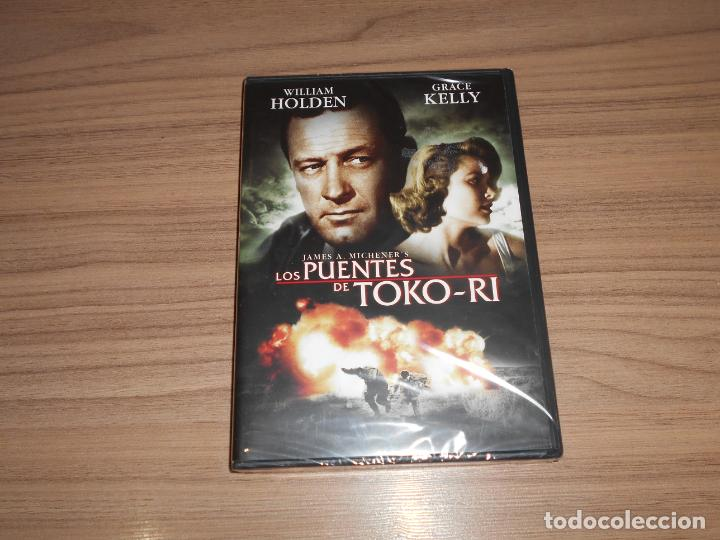 Cine: Los PUENTES de TOKO-RI DVD William Holden GRACE KELLY Nueva PRECINTADA - Foto 1 - 217909096
