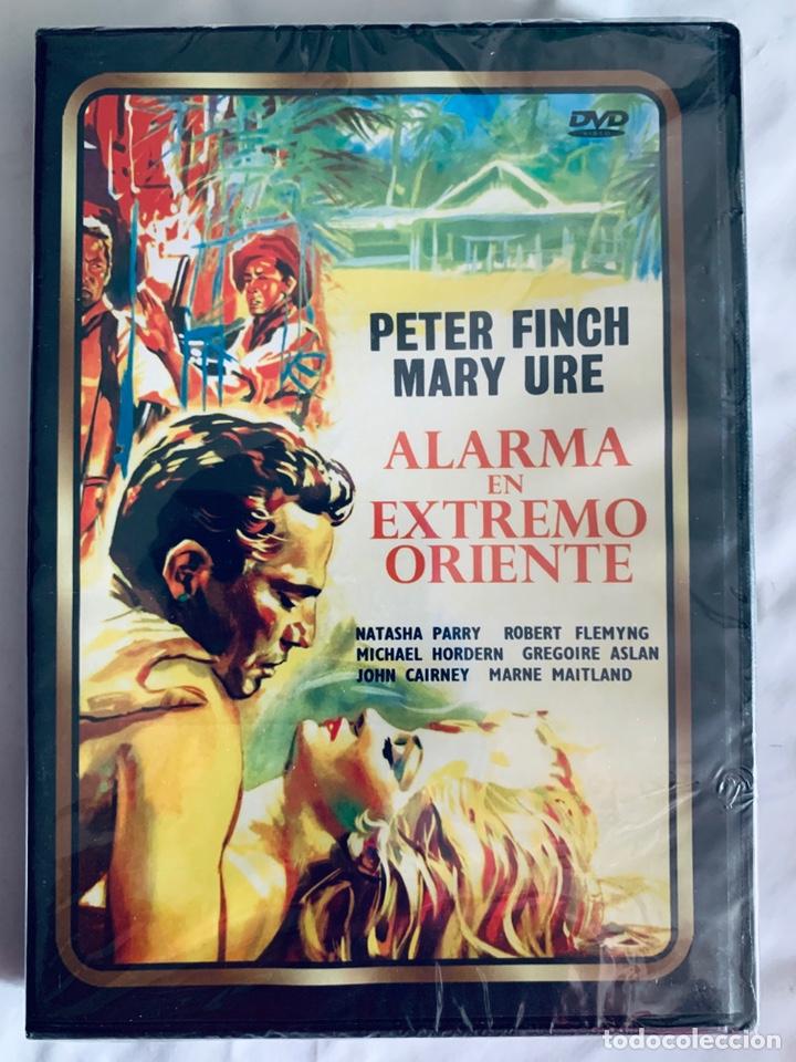 ALARMA EN EL EXTREMO ORIENTE (Cine - Películas - DVD)