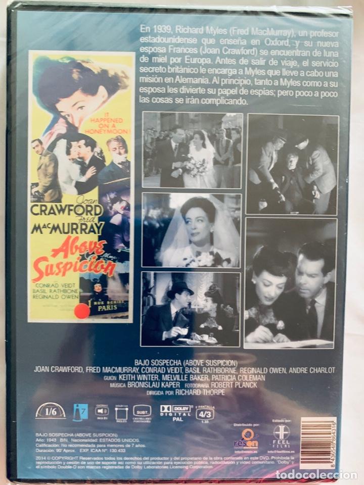Cine: Bajo Sospecha Fred Macmurray - Foto 2 - 217958640