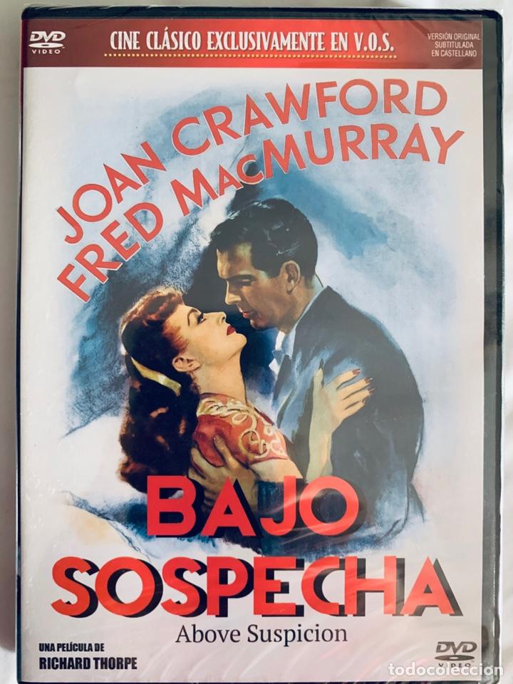 BAJO SOSPECHA FRED MACMURRAY (Cine - Películas - DVD)