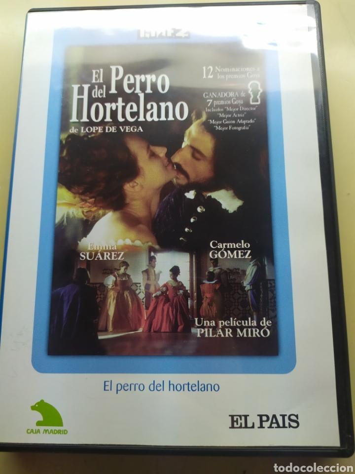 EL PERRO DEL HORTELANO / DVD ORIGINAL / COLECCIÓN UN PAÍS DE CINE 2 (Cine - Películas - DVD)