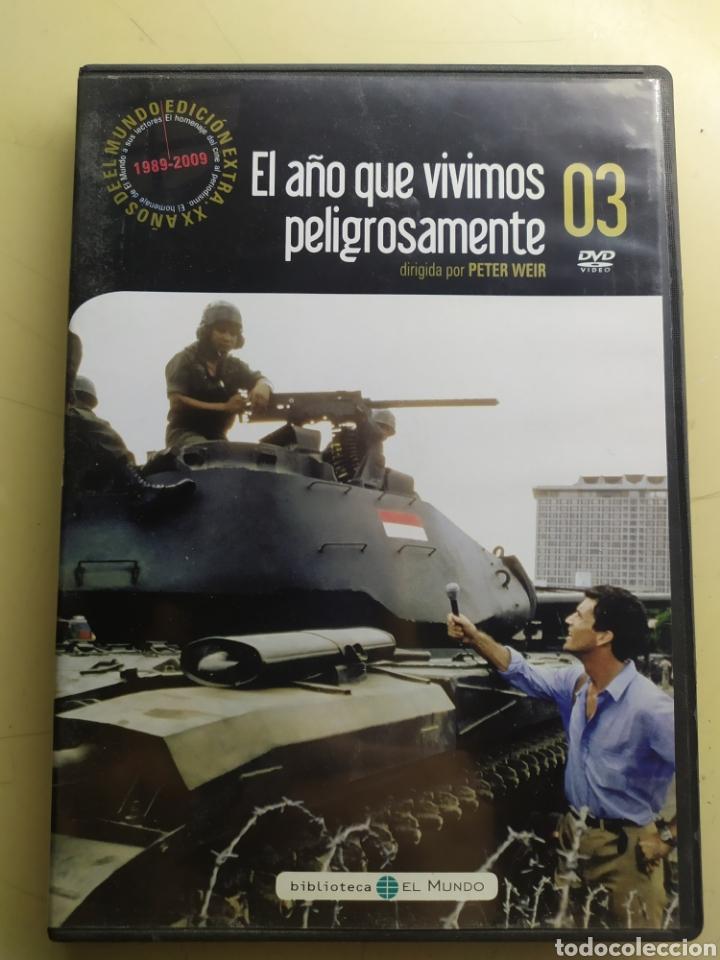 EL AÑO QUE VIVIMOS PELIGROSAMENTE / DVD ORIGINAL (Cine - Películas - DVD)