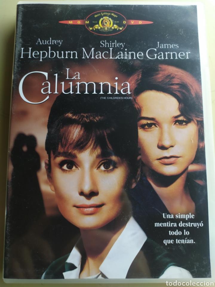 LA CALUMNIA / DVD ORIGINAL / AUDREY HEPBURN , SHIRLEY MACLAINE Y JAMES GARNER (Cine - Películas - DVD)