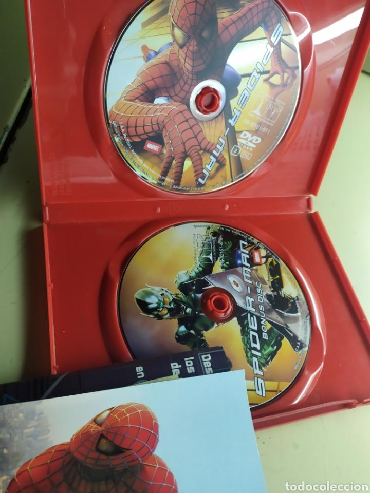 Cine: Spider-Man y Spider-Man 2 / 2 DVD originales - Foto 2 - 217962456