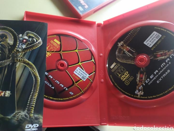 Cine: Spider-Man y Spider-Man 2 / 2 DVD originales - Foto 3 - 217962456