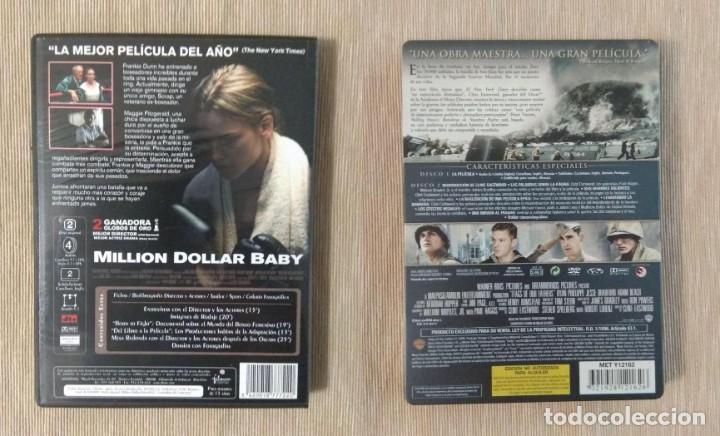 Cine: Envio incluido // Lote DVD Clint Eastwood: Million dollar baby, Banderas de nuestros padres - Foto 2 - 217983520