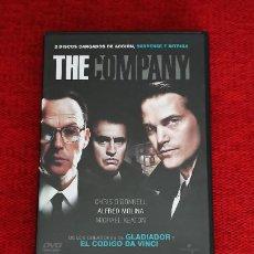 Cine: 2 DVD THE COMPANY Y SANGRE FÁCIL. Lote 217990611