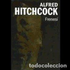 Cine: FRENESÍ (DVD + LIBRO) DIRECTOR: ALFRED HITCHCOCK ACTORES: JON FINCH, ALEC MCCOWEN, BARRY FOSTER. Lote 218034753