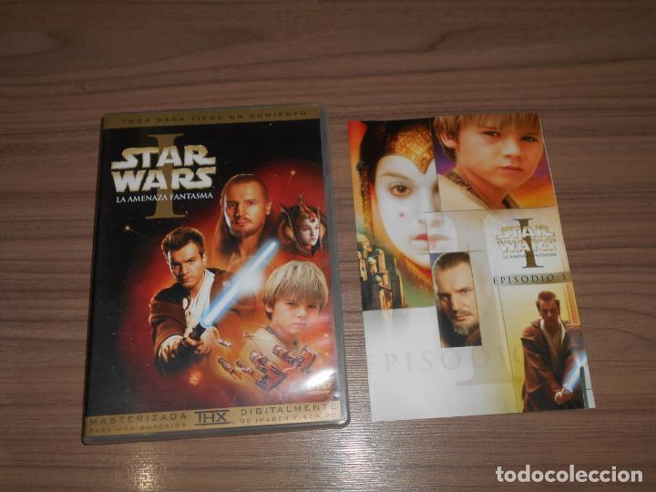 STAR WARS I LA AMENAZA FANTASMA EDICION ESPECIAL 2 DVD (Cine - Películas - DVD)