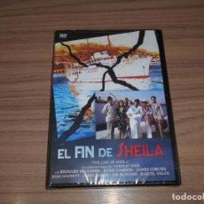 Cine: EL FIN DE SHEILA DVD JAMES COBURN JAMES MASON RAQUEL WELCH NUEVA PRECINTADA. Lote 239580100