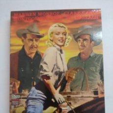 Cine: DVD/VIDAS REBELDES/MARILYN MONROE.. Lote 218196197