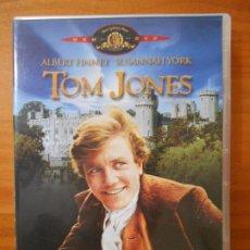 Cine: DVD TOM JONES - ALBERT FINNEY, SUSANNAH YORK (HP). Lote 218316196