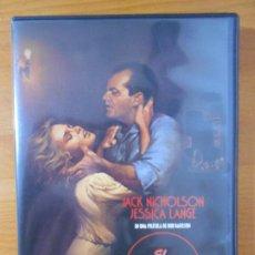 Cine: DVD EL CARTERO SIEMPRE LLAMA DOS VECES - JACK NICHOLSON (HP). Lote 218318148