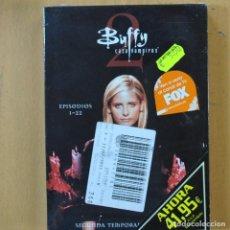 Cine: BUFFY CAZAVAMPIROS - SEGUNDA TEMPORADA - 6 DVD. Lote 218357136