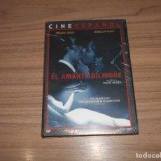 Cine: EL AMANTE BILINGUE DVD DE VICENTE ARANDA CINE EROTICO WARNER ORNELLA MUTTI NUEVA PRECINTADA. Lote 218456176