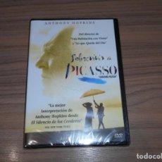 Cine: SOBREVIVIR A PICASSO DVD ANTHONY HOPKINS NUEVA PRECINTADA. Lote 218461783