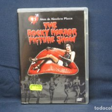Cine: THE ROCKY HORROR PICTURE SHOW - DVD. Lote 218482577