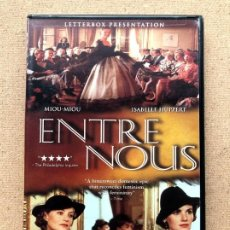 Cinéma: ENTRE NOUS (ENTRE NOSOTRAS) / EN FRANCÉS / MIOU-MIOU & ISABELLE HUPPERT / DVD /. Lote 218582678