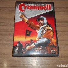 Cine: CROMWELL DVD RICHARD HARRIS ALEC GUINNESS. Lote 218636132