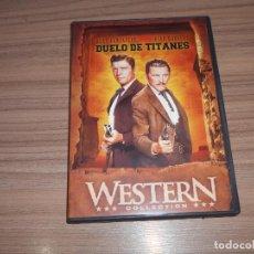 Cine: DUELO DE TITANES DVD BURT LANCASTER KIRK DOUGLAS. Lote 218636188