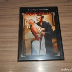 Cine: LOS INSACIABLES DVD GEORGE PEPPARD CARROL BAKER NUEVA PRECINTADA. Lote 218636435