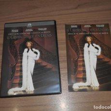 Cine: EL CREPUSCULO DE LOS DIOSES EDICION ESPEDCIAL COLECCIONISTA DVD WILLIAM HOLDEN COMO NUEVA. Lote 218636578