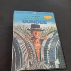 Cine: 17907 COCODRILO DUNDEE -DVD SEGUNDA MANO. Lote 218694056