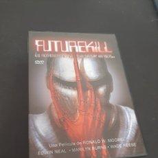 Cine: 17910 FUTURE KILL -DVD SEGUNDA MANO. Lote 218694312