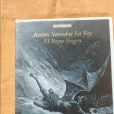 Cine: DVD PRECINTADO LA IGLESIA DE SATAN ANTON SZANDER LA VEY EL PAPA NEGRO. Lote 218734377